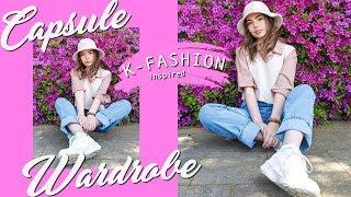 K Fashion Capsule Wardrobe Essentials!