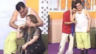 Murshad | Zafri Khan | Nasir Chinyoti - Comedy Stage Drama Clip