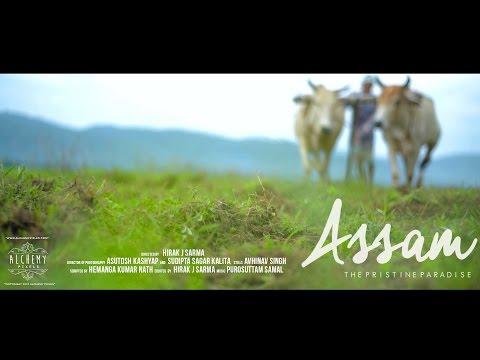 Assam - The Pristine Paradise