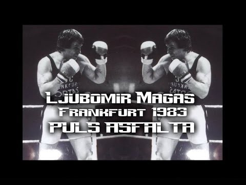 Ljubomir Magas - Frankfurt 1983 - YouTube