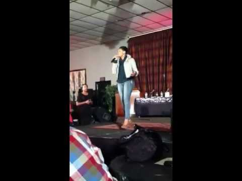 Jessica Reedy - Put It On The Altar in Philly - Music Conference