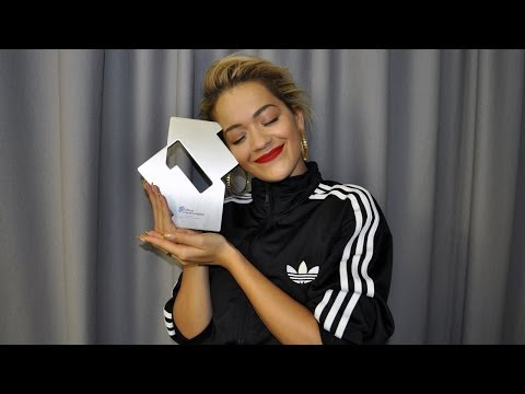Rita Ora - I Will Never Let You Down - Official Number 1