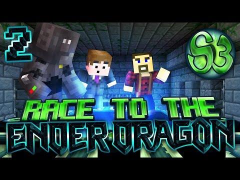 Minecraft Ender Dragon Race Season 3: Episode 2