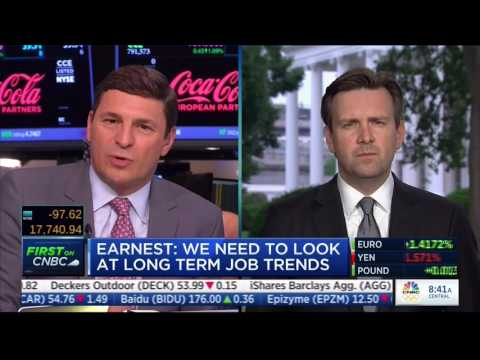 Stock Market Tanks As WH Spox Earnest Spins Devastating Jobs Report