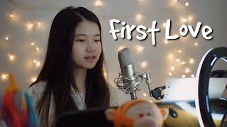 Download lagu First Love - Nikka Costa | Shania Yan Cover