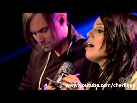Cher Lloyd Live - Dancing On My Own - iHeartRadio Theater - 27th July 2012 (Exclusive) HQ/HD