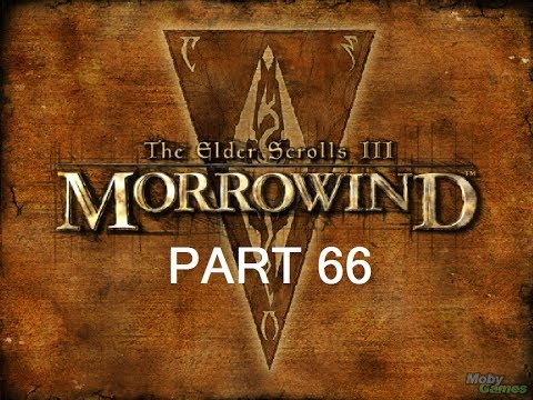 Let's Play The Elder Scrolls III: Morrowind GOTY Edition Part 66 W/Commentary