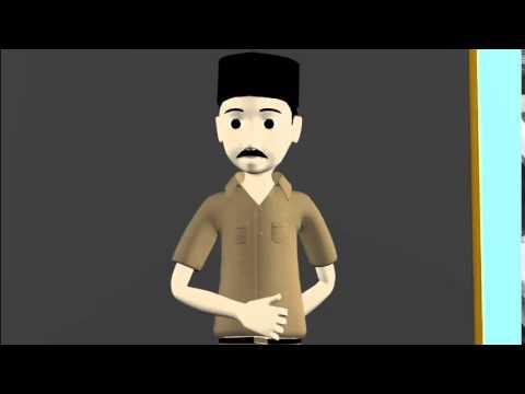 FILM ANIMASI 3D AYO BANGUN MIMPI ANAK INDONESIA
