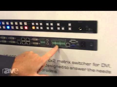 InfoComm 2013: Kramer Talks About the VS-62D Switcher