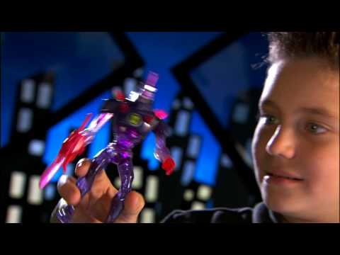 Ben 10 Alien Force: DNA Alien Creatures