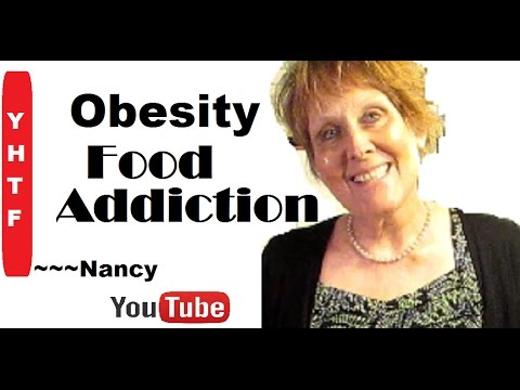 Obesity Is Food Addiction, Alcoholism,  Same Thing, Hope For, Help For