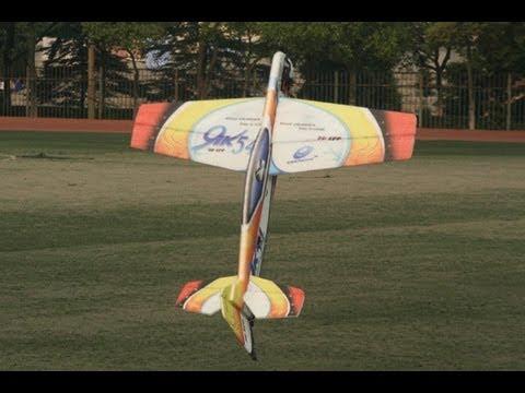 Techone Yak 3D Acrobatic EPP Plane