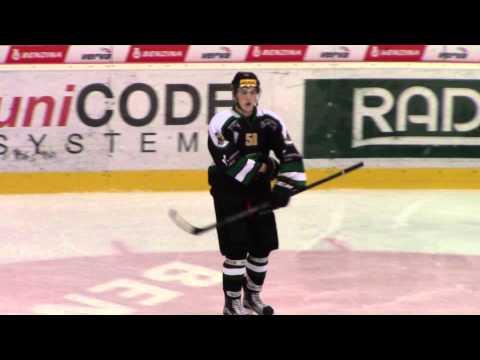 HC Litvínov 3:2 HC Energie Karlovy Vary Ondřej Beránek