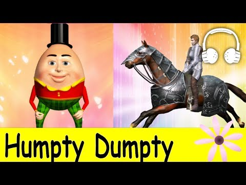 Humpty Dumpty | Family Sing Along - Muffin Songs video