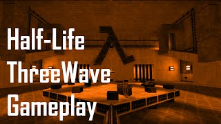 ThreeWave CTF - Gameplay (~2003) [720p60]