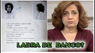 """Mirian Leitão """"Amelia"""" ladra de banco?"""