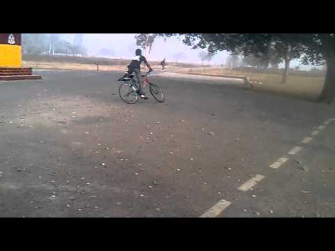 MTWARRIOURS meerut cycle stunt