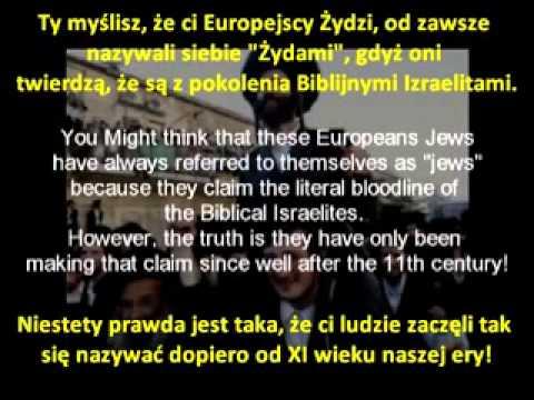 Żydzi Aszkanazi i starożytny Izrael  Co się stało z prawdziwymi izraelitami