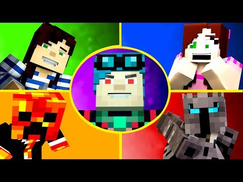 Play as ADMIN DanTDM! Minecraft Story Mode Episode 8 FULL Playthrough