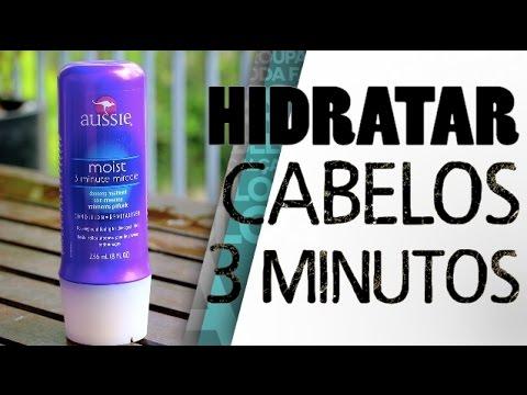 COMO HIDRATAR O CABELO RESSECADO EM 3 MINUTOS COM AUSSIE   BEAUTY TIPS
