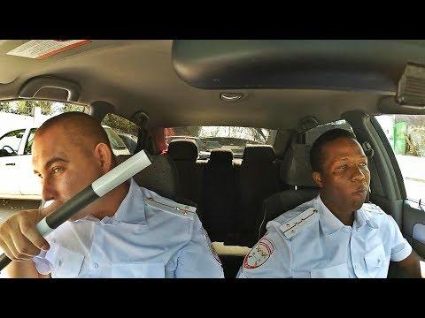 Этот патруль запомнят надолго | Police Patrol Prank