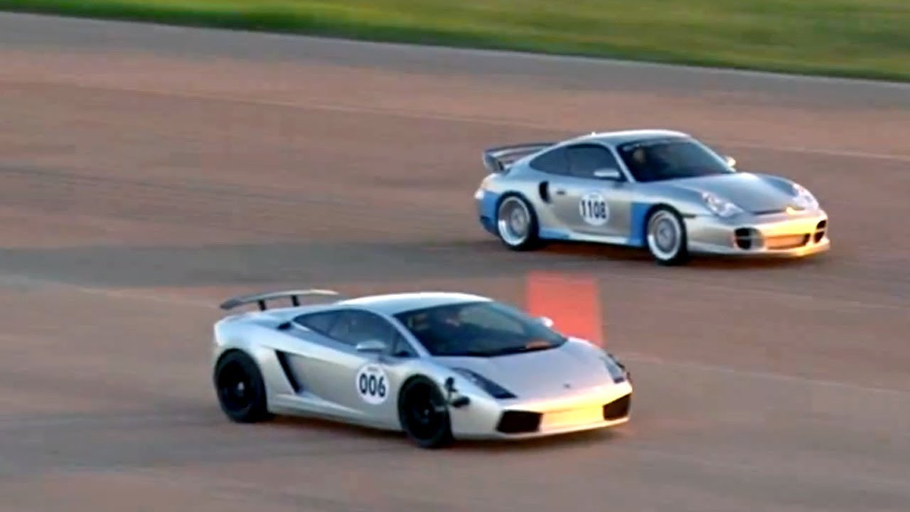 1650hp lambo vs 1250hp porsche gt2 texas invitational youtube. Black Bedroom Furniture Sets. Home Design Ideas