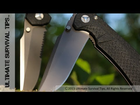 Dirt Cheap and Tough EDC Pocket Knife - Schrade SCH104L - Review - Best Sub-$40 Foldin