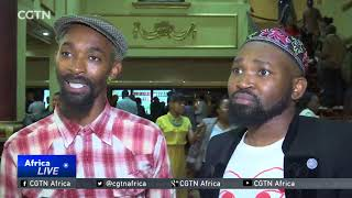 South African music star shares African music with global audience