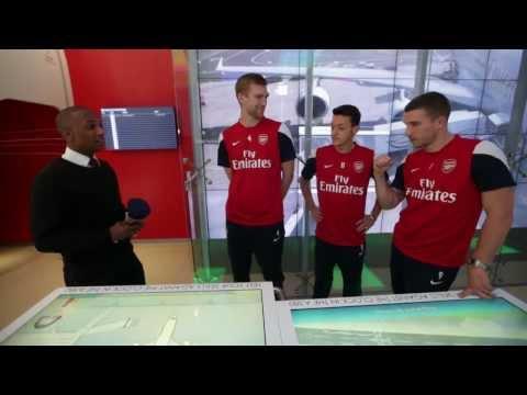 A380 Flight Simulator Challenge - Germany | Arsenal | Emirates