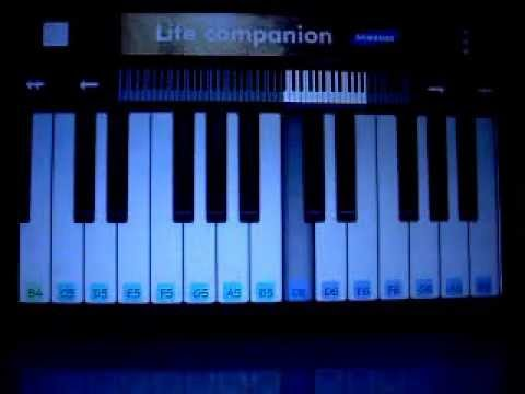 Piano notes for 3 movie bgm youtube