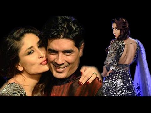 Kareena Kapoor Surprised Audience with Manish Malhotra