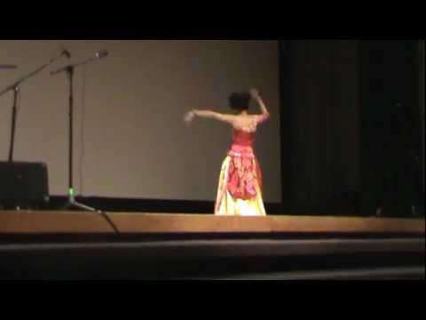 Allison Angelin - Jaipong Dance (kembang Tanjung) video