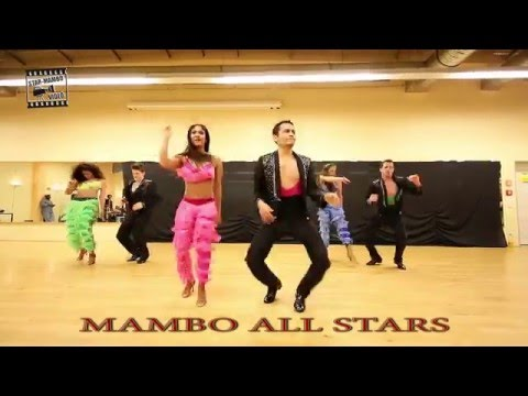 Adolfo y Tania & His Latin Soul Dancers - Showtime @ MAMBO All STARS