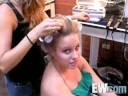 American Teen: Hannah Bailey & Costars Get Ready For Photo Shoot   Entertainment Weekly