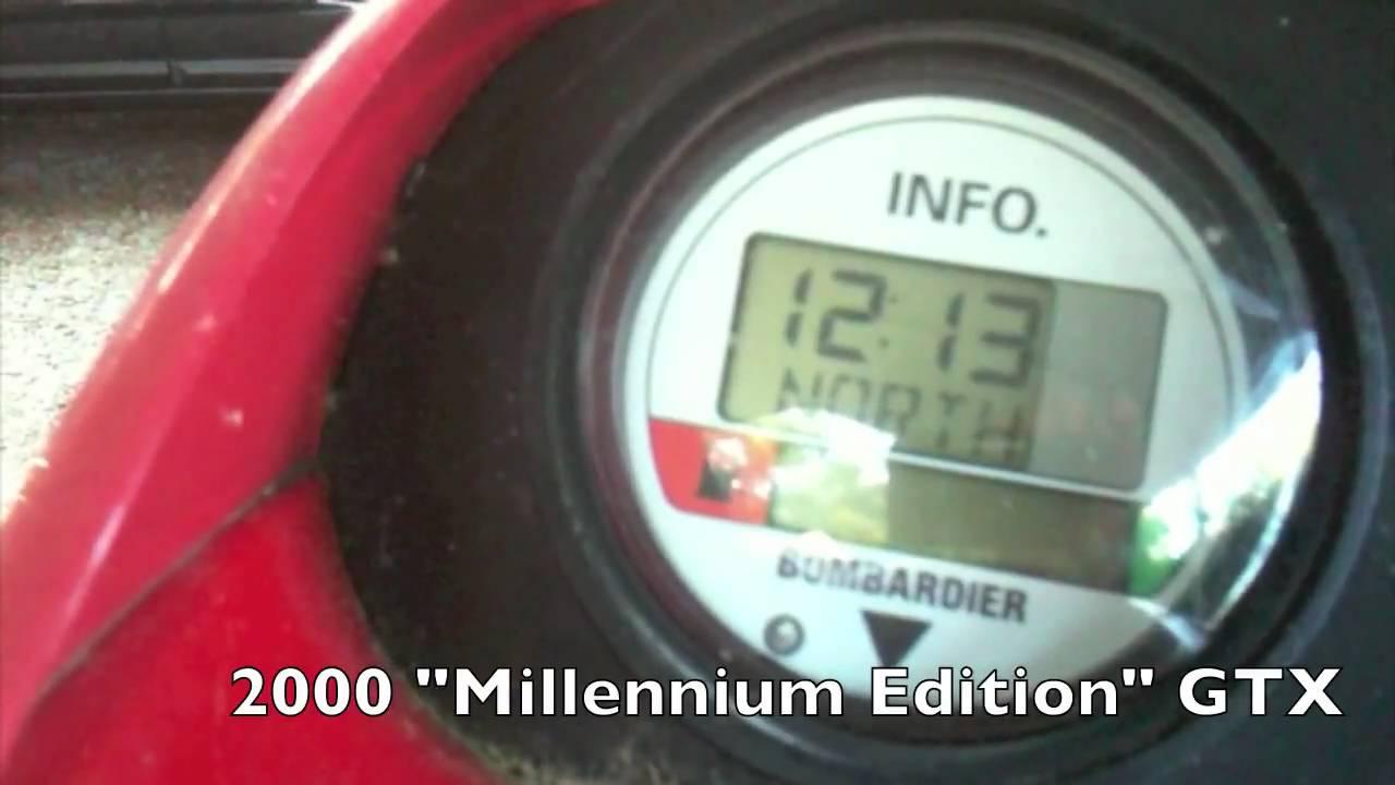 2000 sea-doo gtx won u0026 39 t start