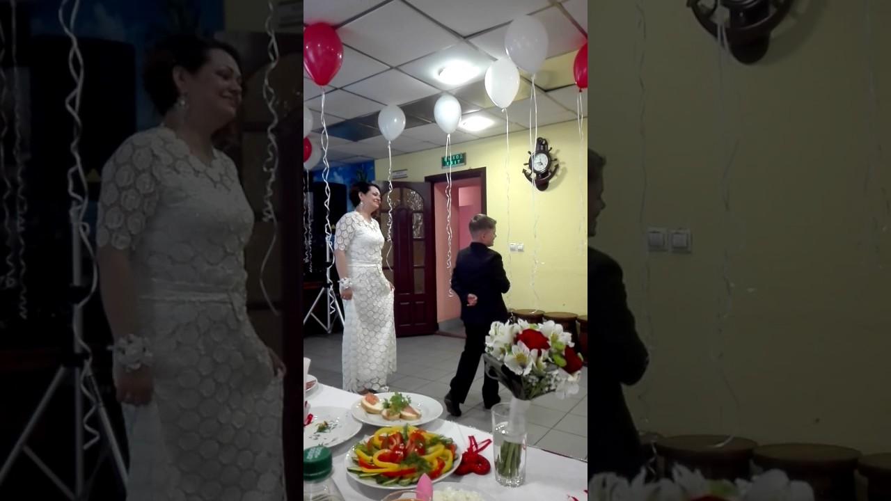 Караоке мама сыну на свадьбу