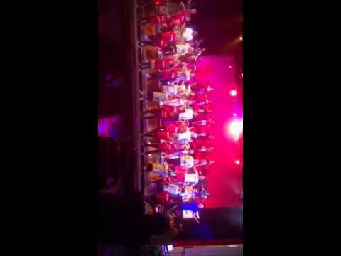 Riley High School Musical Rehearsal