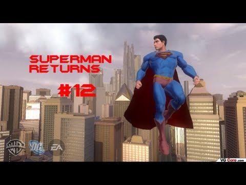 Let's Play Superman Returns (Blind) Part 12- BLIMPS