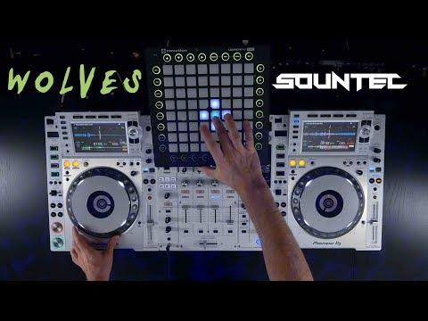 Selena Gomez, Marshmello - Wolves (SOUNTEC Live EDIT), Mumbai, India