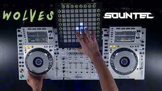 Download Lagu Selena Gomez, Marshmello - Wolves (SOUNTEC Live EDIT), Mumbai, India Gratis STAFABAND