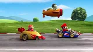 HAPPY MEAL COMMERCIAL HD | Mario Kart Yoohoo