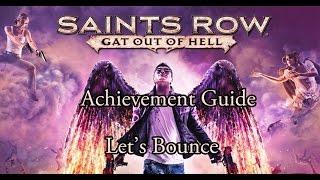 Saints Row: Gat Out Of Hell - Achievement/Trophy Guide Let's Bounce