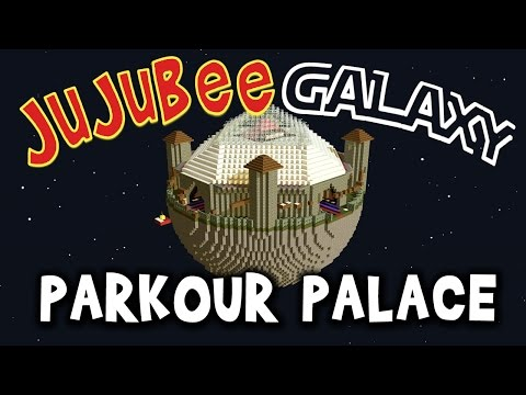 Minecraft ★ JUJUBEE GALAXY - PARKOUR PALACE