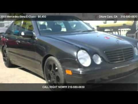 2000 mercedes benz e class e430 4matic for sale in for Mercedes benz e320 service e