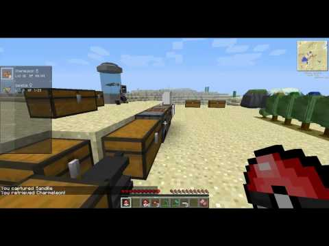 Minecraft Pixelmon Mod 1.5.2 (Modvorstellung & Installation) [Deutsch HD]