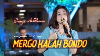 Download lagu SASYA ARKHISNA - MERGO KALAH BONDO (   ) || WES CUKUP TAK LALEKNO