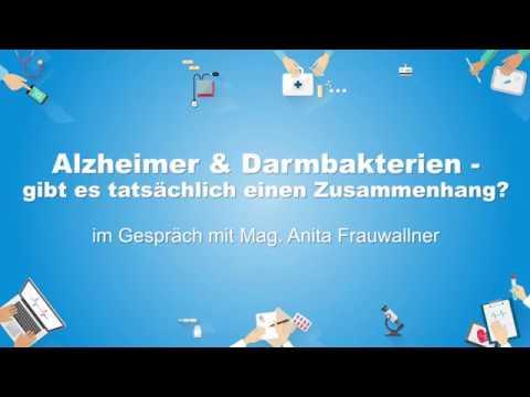 Alzheimer & Darmbakterien - gibt es tatsächlich einen Zusammenhang?