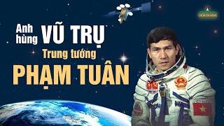 Giao Lưu Với Anh Hùng Vũ Trụ Trung Tướng Phạm Tuân - Khóa Tu Mùa Hè Chùa Ba Vàng 2017
