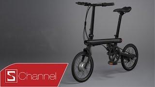 Schannel - Trên mông Xiaomi Qicycle: Đến thời xe đạp cũng thông minh