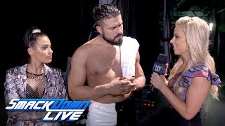 Andrade's WWE Money in the Bank endgame: SmackDown Exclusive, May 14, 2019
